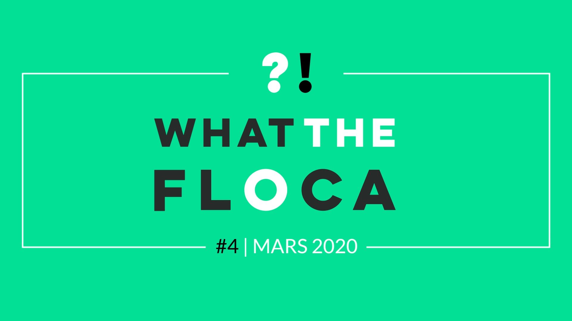 Logo What The Floca