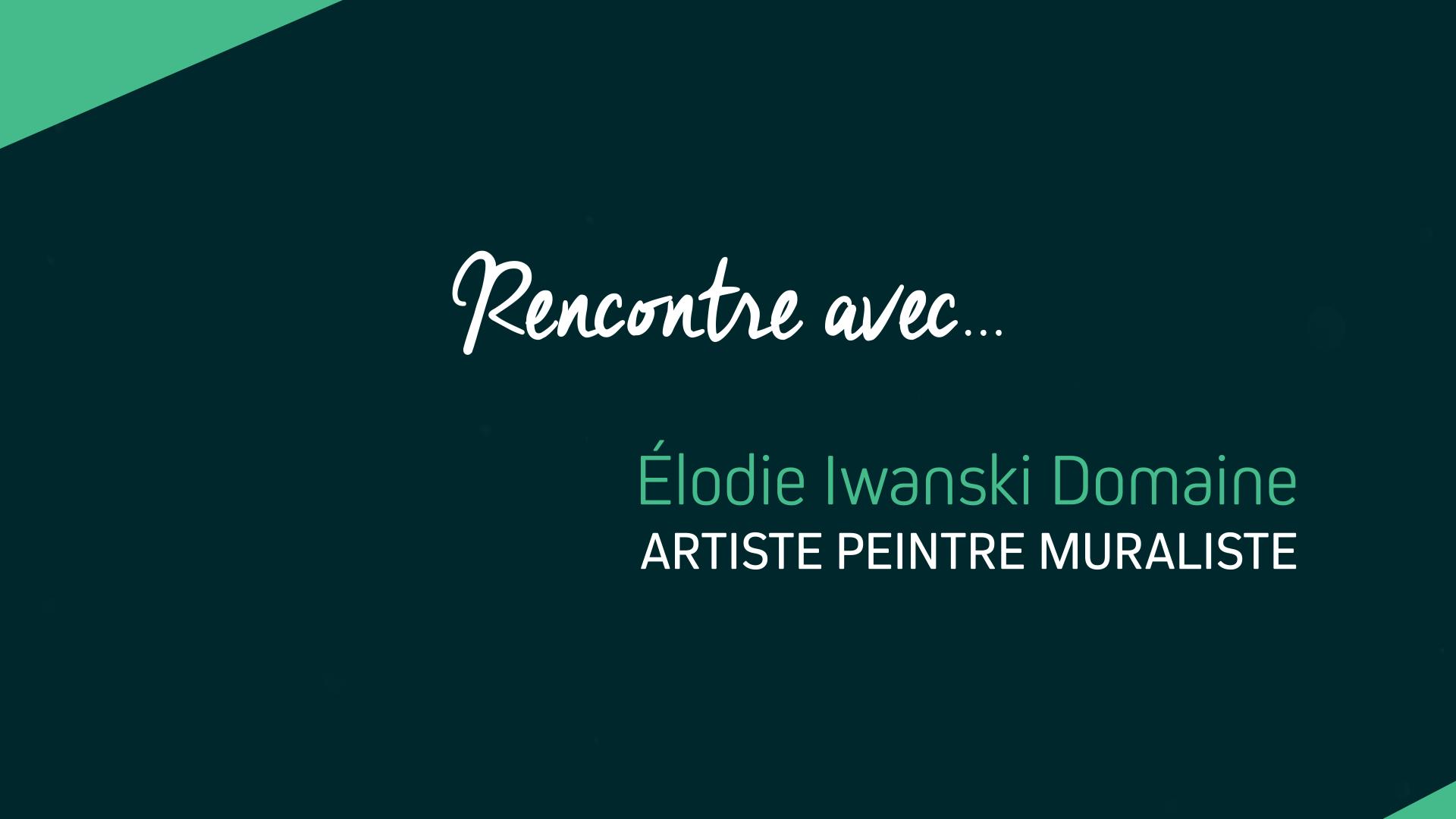 Interview | Artiste Peintre Muraliste